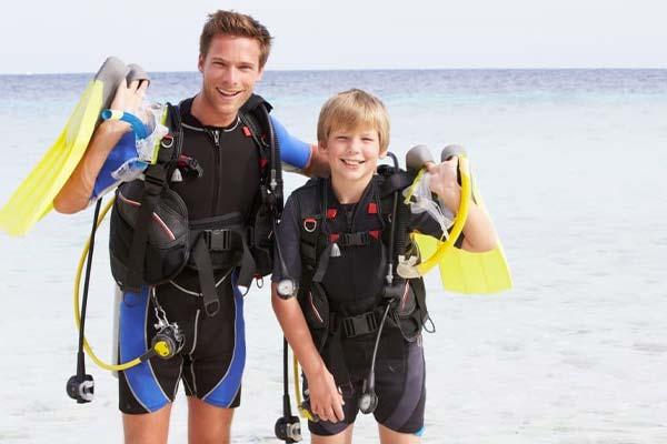 Scuba Diving Flights to Staniel Cay Exuma