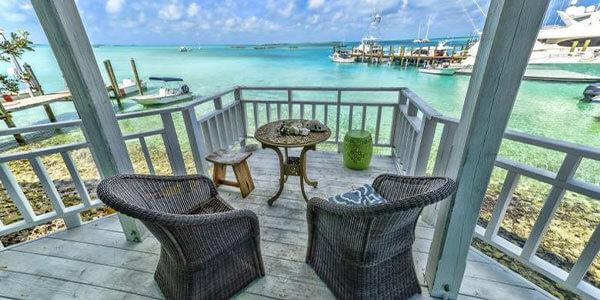 Flights to Stanioel Cay Exuma View